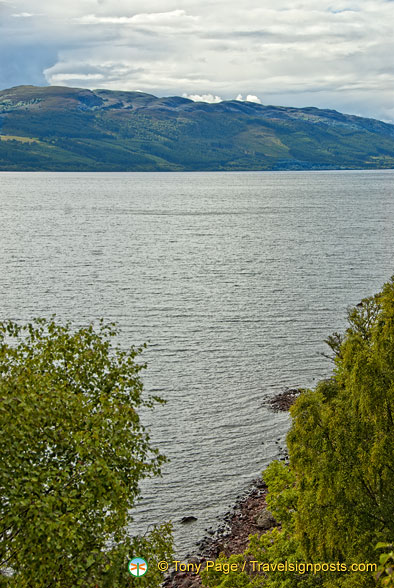 Loch Ness is of course famous for the Loch Ness monster