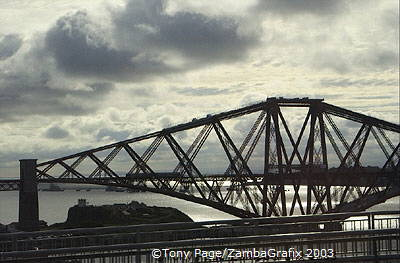 The Forth Bridge - Scotland
