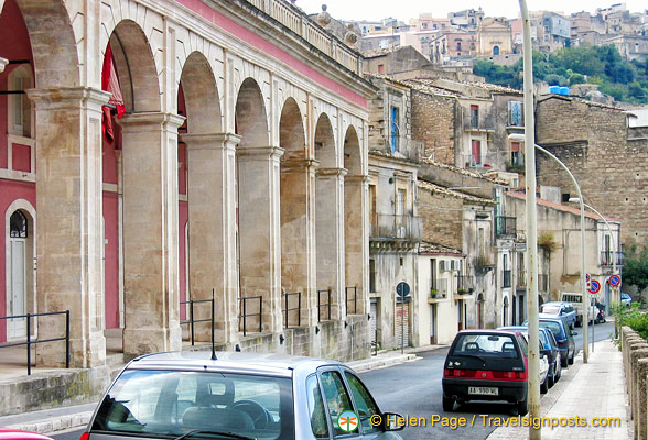 Finding our way out of Ragusa