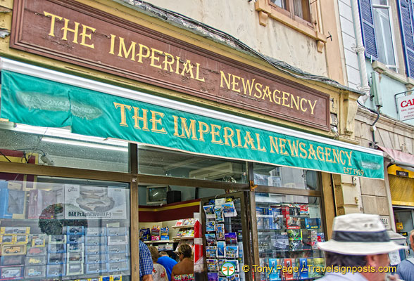 The Imperial News Agency