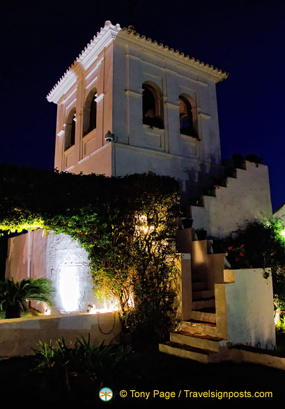 Hacienda tower