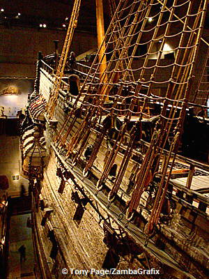 The Wasa Ship Museum, Stockholm
