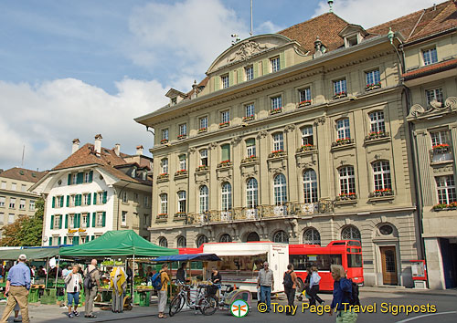 Bern Old Town | Switzerland
