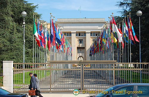The United Nations at Geneva