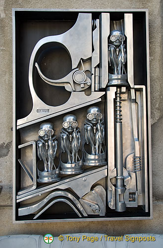 HR Giger Museum - Gruyères