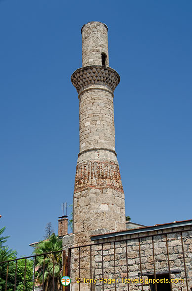Truncated Minaret or Kesik Minare