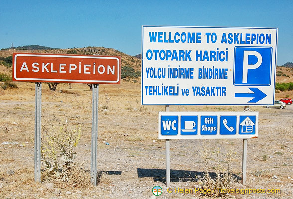 Welcome to Asklepieion