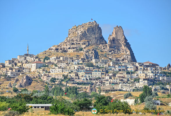 View of Göreme