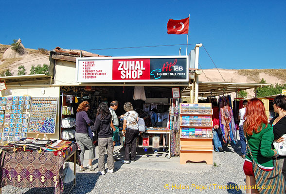 Zuhal roadside giftshop
