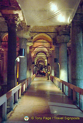 The Great Cistern of Justinian
