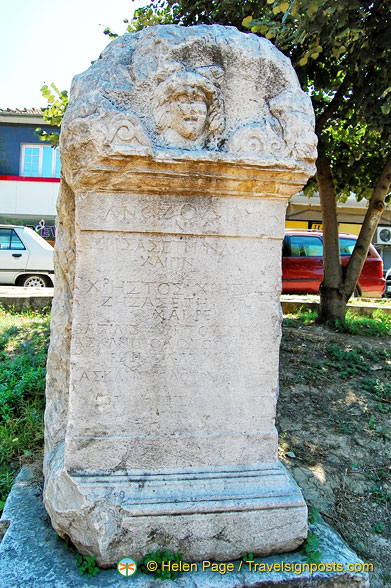 Monument from Byzantine era
