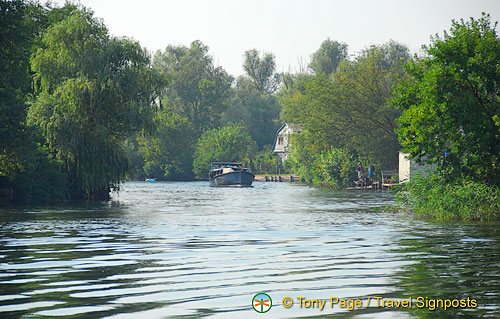 Kherson and Fisherman's Island