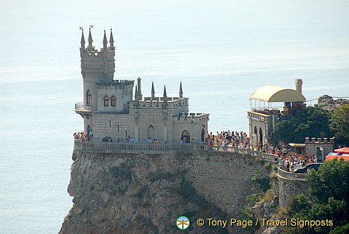 Swallow's Nest - Castle of Love
