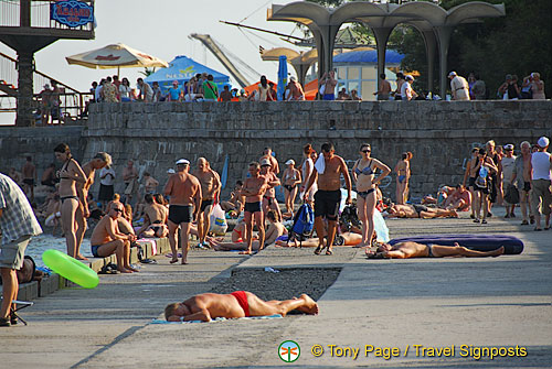 Sun, Sand & Sea - Yalta's Beaches