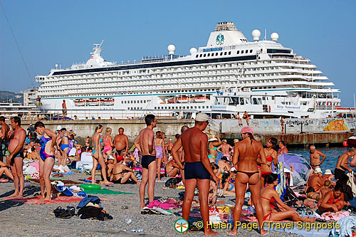 Sun and Sea: Yalta's Beaches