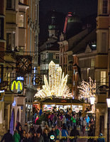 Innsbruck at Christmas