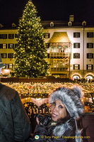 Christmas market in the Altstadt