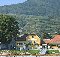 Town of Spitz on the Danube