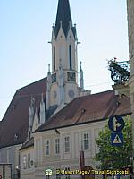 Melk village church