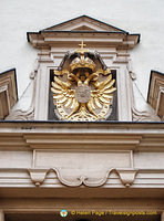 Jesuitenkirche external feature
