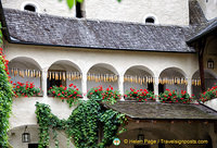 16th century Teisenhoferhof, once the home of a wine-grower