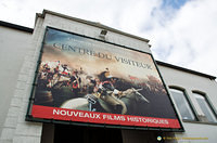Historic films at the Waterloo Battlefield Visitor Centre