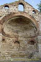 Apse of the Church of St Sophia