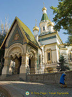St. Nikolai Russian Church