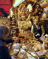 More woodwork - Cologne Weihnachtsmarkt