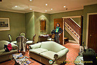 Our suite at the Mostyn Hotel in Marble Arch