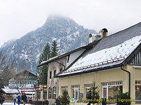 The next Passion Play in Oberammergau takes place in 2020