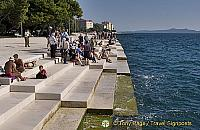 Zadar - Croatia - The amazing wave organ