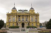Croatian National Theatre - Hrvatsko Narodno Kazaliste