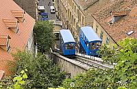 Funicular to the Upper Town