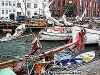 You can do canal tours from Nyhavn Canal