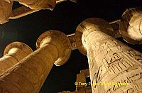 [Temple of Karnak - the Nile Valley - Egypt]