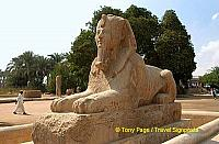 Rameses II built more buildings & had more colossal statues than any other Egyptian kings.