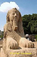 The Temple of Ptah was once one of the largest in Egypt.