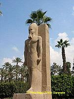 [Temple of Ptah - Mit Rahina village - Memphis - Egypt]