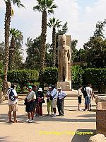 We bid farewell to the Temple of Ptah.