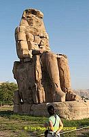 Colossal Statue of Rameses II
