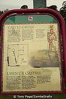 Little is known of its post-Roman history until Robert FitzHamon was given land here in 1093