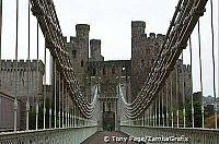 Before the contruction of this bridge, ferry was the only means of cross the estuary