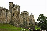 Its well-preserved town walls were fortified with 21 towers and three gateways