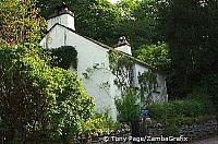 Wordsworth first settled at Dove Cottage with his sister Dorothy