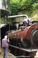 Haverthwaite Steam Railway