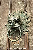 Cathedral century knocker [Durham - England]