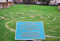 The Glastonbury Tercentennial Labyrinth
