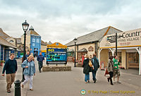 Land's End Attractions - theme parks and shopping