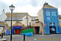 Land's End Attractions - theme parks such as Air Sea Rescue
